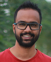 Ankur Naik, heartfulness yoga trainer
