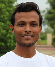Bhushan Bhukte, heartfulness yoga teacher