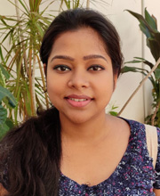 Soumya, heartfulness yoga trainer